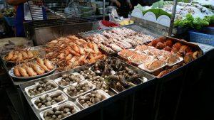 Ruta por Asia (streetfood)