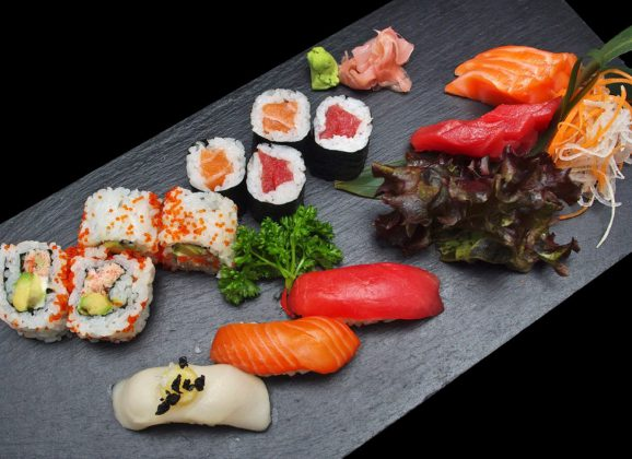 Kurai, restaurante japonés