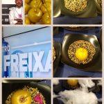 Snack Teresa Helbig por Ramon Freixa (MBFW 2013)