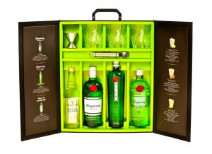 Tanqueray Collection kit