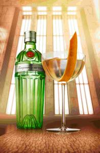 Tanqueray nº Ten, martini