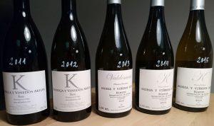 Bodegas Akilia (vinos)