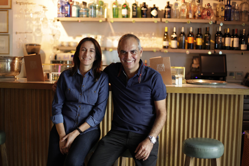 Carmen y Santiago Pedraza