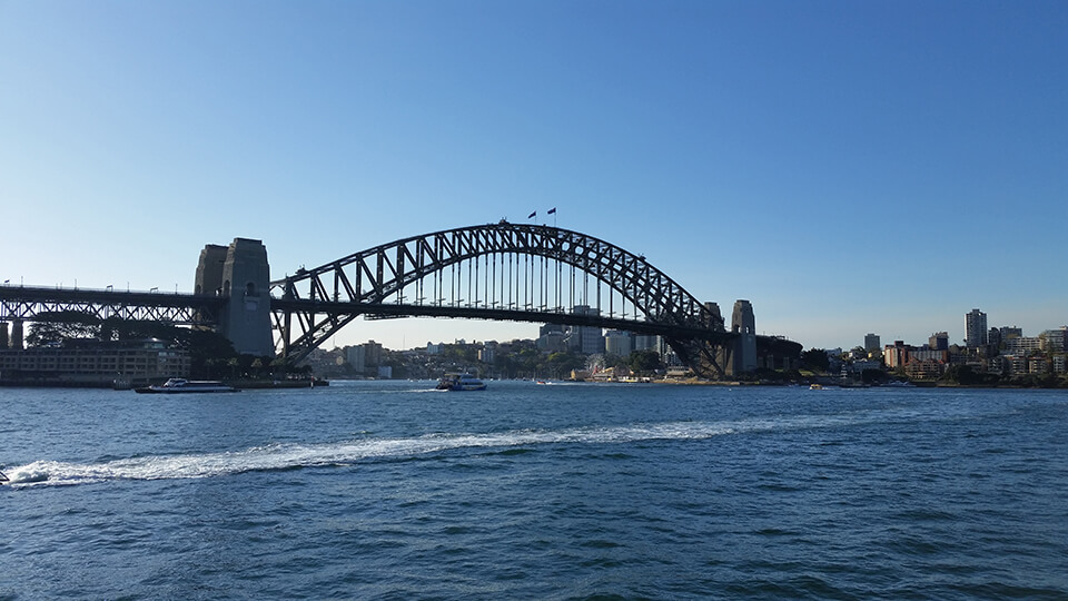 Harbour Bridge (Sydney)