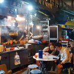 Street Market Hong Kong