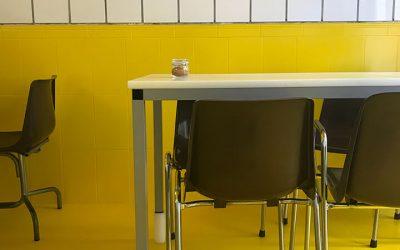 Cafetería industrial