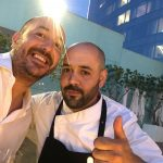 Josep Armenteros y Eduardo Rionda