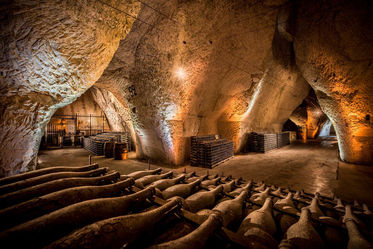 Bodegas Veuve Clicquot Patrimonio de la Humanidad