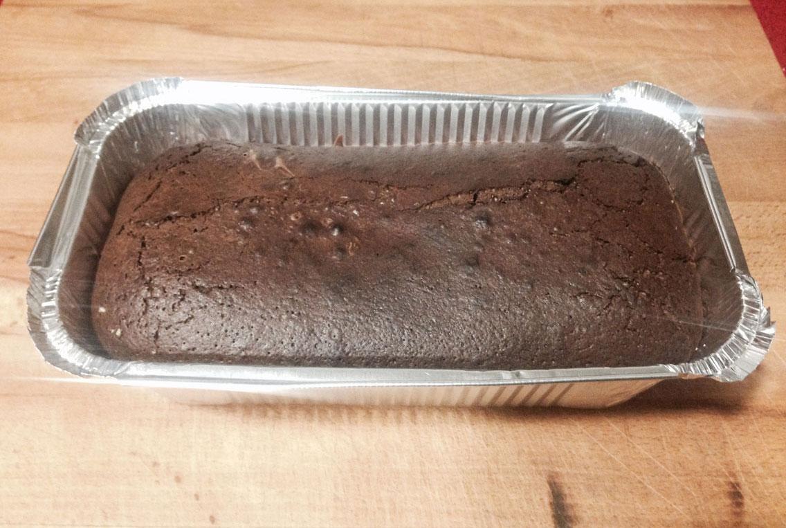Receta de brownie sin gluten
