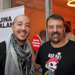 Carles Allende y Josep Armenteros