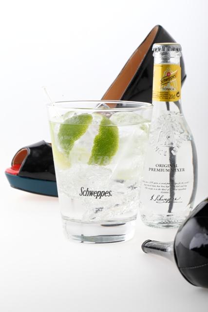 Schweppes, gin tónics y moda