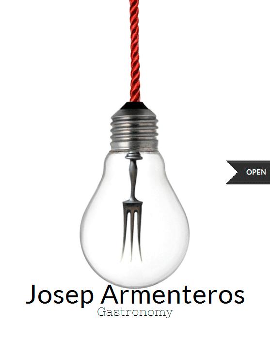 Josep Armenteros estrena web