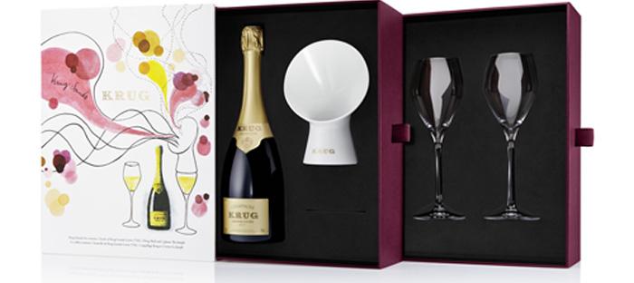 Krug Sounds, 170 años del champagne que hoy se escucha