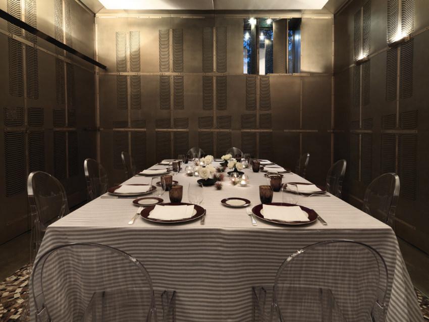 MERCÈS ONE, el primer restaurante de una sola mesa abre en Barcelona
