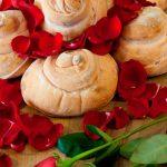 Pan de la Rosa para celebrar Sant Jordi