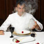 Ramón Freixa crea un menú con aroma a Dior