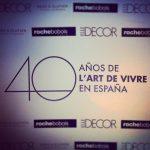 Roche Bobois, 40 aniversario