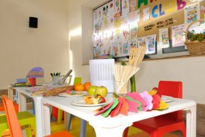 Taller Cocina Infantil Blaumar Hotel
