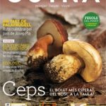 Revista Cuina del mes de octubre