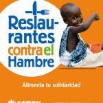 Calvo busca restaurantes para luchar contra la desnutrición infantil